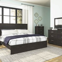 Belachime Black Bedroom Set