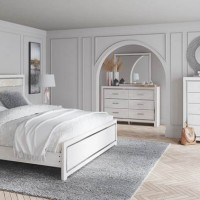 Altyra White Bedroom Set