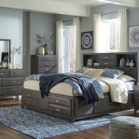 Caitbrook Gray Bedroom Set
