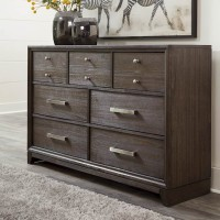 Brueban Gray Dresser