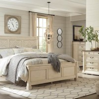 Bolanburg Antique White Bedroom Set