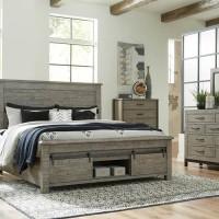 Brennagan Gray Bedroom Set