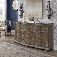 Charmond Brown Dresser