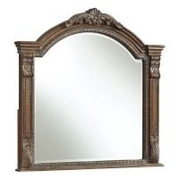 Charmond Brown Bedroom Mirror