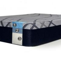 Remarkable Select12 Memory Foam Twin XL Set