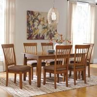 Berringer Rustic Brown Dining Room Set