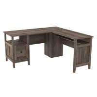Arlenbry Gray Home Office Desk