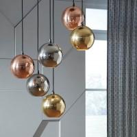 Adiana Multi Metal Pendant Light (Includes 1)
