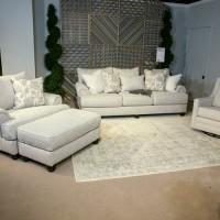 Asanti Fog Living Room Group