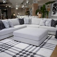 Artsie Ash Sectional Living Room Group