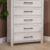 Brewgan Two Five Drawer Chest