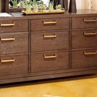 Burkhaus Brown Dresser