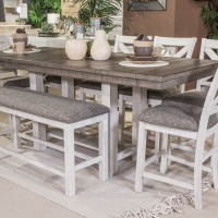 Brewgan Two Dining Room Set