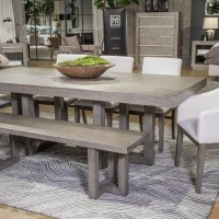 Anibecca Gray Dining Room Set