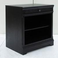 Beckincreek Black Bookcase Base