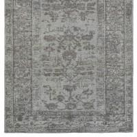 Abanish Gray/Cream Large Rug