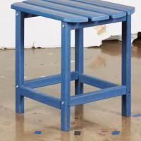 Sundown Treasure Blue End Table