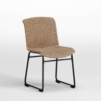 Amaris Brown/Black Chair (Includes 2)