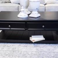 Beckincreek Black Accent Table Set
