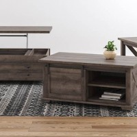 Arlenbry Gray Accent Table Set