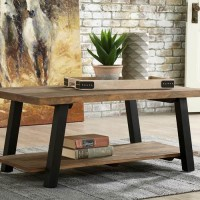 Chanzen Brown/Black Accent Table Set