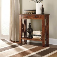 Abbonto Warm Brown Accent Table Set