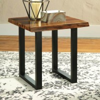 Brosward Two Square End Table