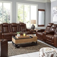 Backtrack Chocolate Living Room Group
