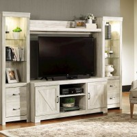 Bellaby Whitewash Entertainment Unit