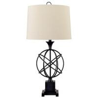 Camren Black Metal Table Lamp (Includes 1)