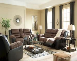 Earhart Chestnut Living Room Group