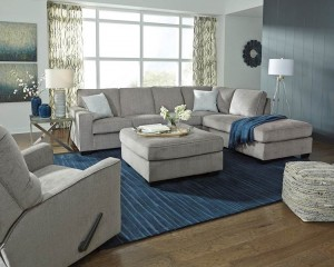 Altari Alloy Sectional Living Room Group