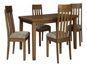 Flaybern Brown Dining Room Set