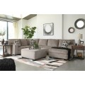 Ballinasloe Platinum Sectional Living Room Group