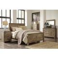 Trinell Brown Bedroom Set