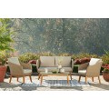 Crystal Cave Beige Patio Group
